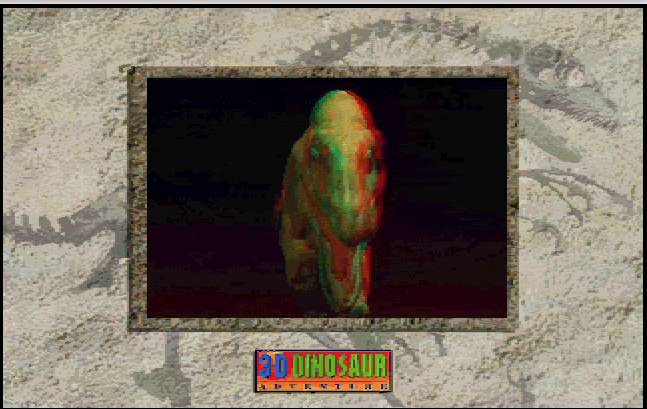 3d dinosaur adventure