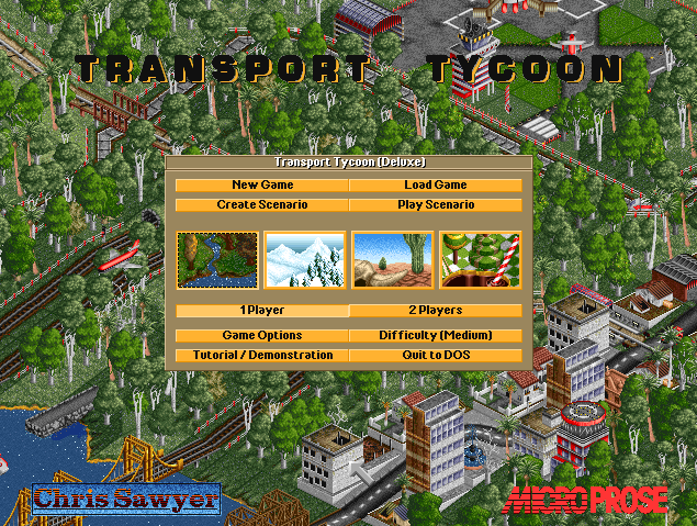 transport tycoon play online