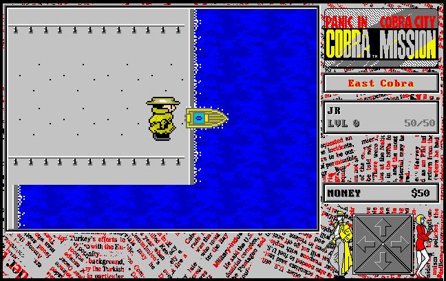 Cobra Mission | ClassicReload com