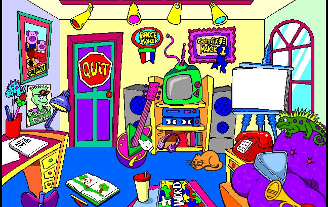 Crayola Art Studio | ClassicReload.com