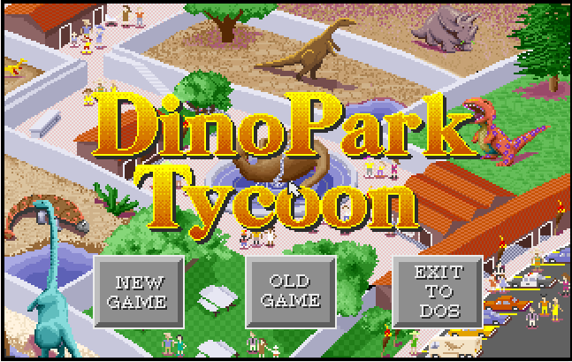 Dinopark Tycoon | ClassicReload com