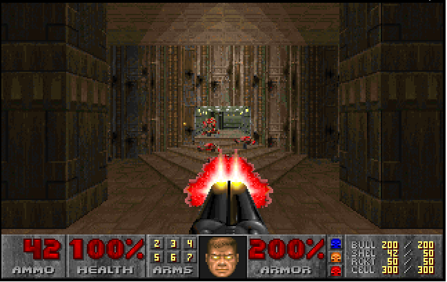 DOOM II Hell On Earth