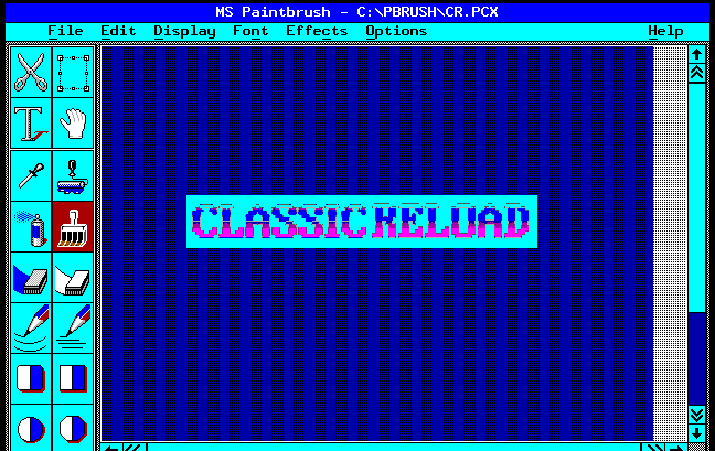 Microsoft Paintbrush Classicreload Com Classicreload.com is tracked by us since april, 2017. microsoft paintbrush classicreload com