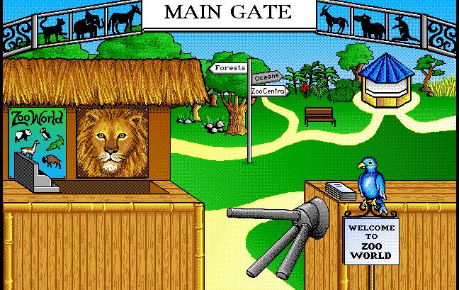 Zoo keeper 2