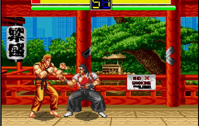 Art Of Fighting Classicreload Com