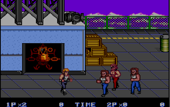 Double Dragon Ii The Revenge Classicreload Com