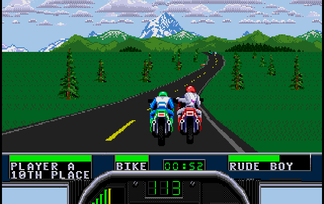 Road Rash II | ClassicReload.com