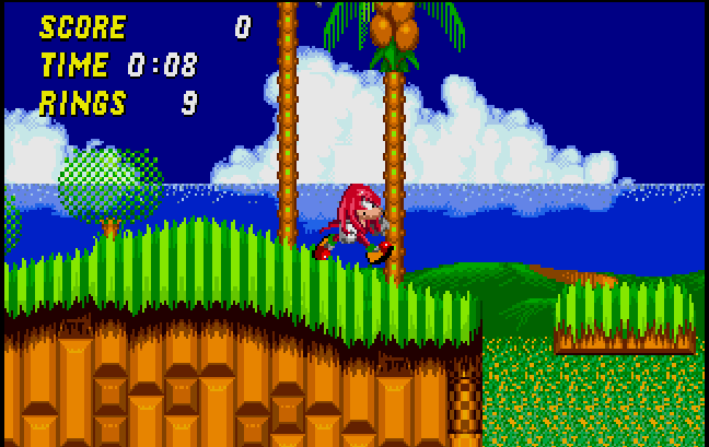Sonic Knuckles Sonic 2 Classicreload Com