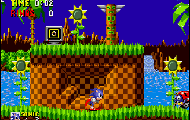 Sonic The Hedgehog Classicreload Com