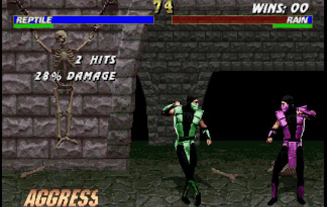 Mortal Kombat - Play Game Online - arcadespot.com