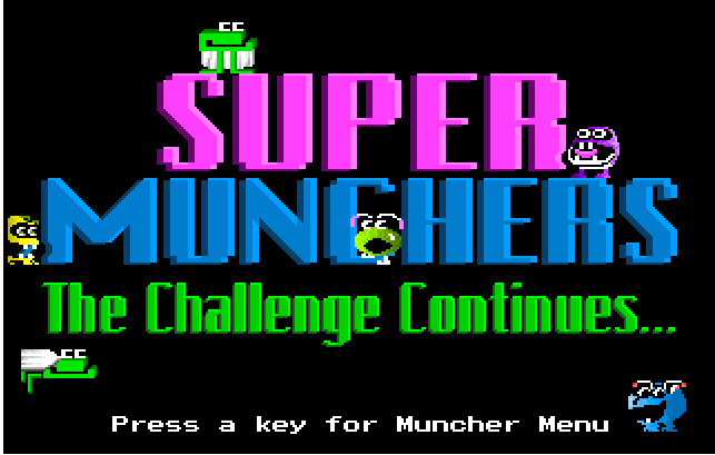 Image result for super munchers
