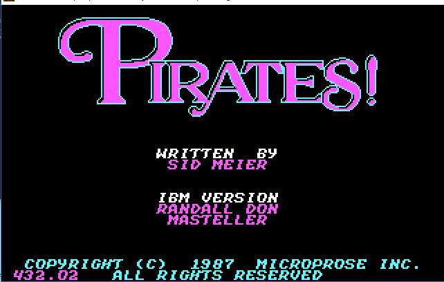Pirates! | ClassicReload com