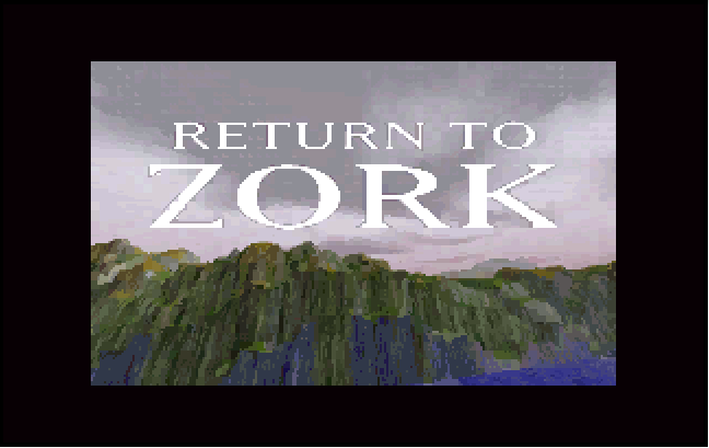 Return to Zork (CDROM Version) | ClassicReload com