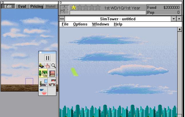 sim tower for mac os x