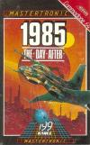 1985: The Day After - Cover Art Commodore 64