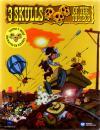 3 Skulls of the Toltecs - Cover Art DOS