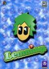 3D Lemmings winterland DOS Cover Art