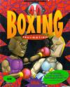 4-D Boxing - Cover Art DOS