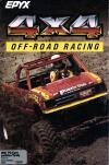 4x4 Off-Road Racing - Cover Art DOS