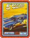 5th Gear - Cover Art Commodore 64