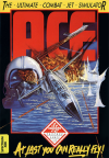 ACE 2 Air Combat Emulator DOS Cover Art