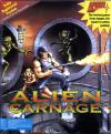 Alien DOS Cover Art