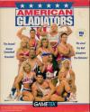 American Gladiators DOS Cover Art