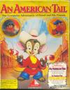 An American Tail- Fievel Goes West DOS Cover Art
