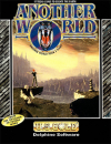 Another World DOS Cover Art