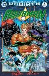 Aquaman DOS Cover Art