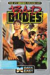 Bad Dudes DOS Cover Art