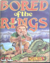 Bored of the Rings - Cover Art Commodore 64