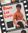 Bruce Lee Lives: The Fall of Hong Kong Palace - Cover Art
