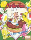 BurgerTime - Arcade Poster Art