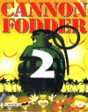 Cannon Fodder 2 Cover Art