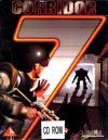 Corridor 7 Alien Invasion DOS Cover Art