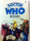 Daleks-Dr Who DOS Cover Art