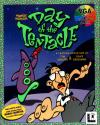 Maniac Mansion: Day of the Tentacle - Box Cover Art DOS