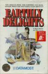 Earthly Delights DOS Cover Art