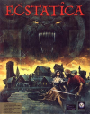 Ecstatica - DOS Cover Art