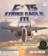 F-15 Strike Eagle III - Cover Art