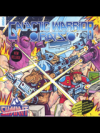 Galactic Warrior Rats DOS Cover Art
