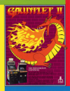Gauntlet II - Game Flyer poster