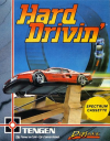 Hard Drivin DOS Cover Art
