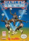 Harlem Globetrotters - Cover Art
