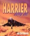 Harrier Jump Jet - Cover Art DOS