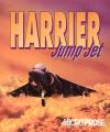 Harrier Jump Jet - Cover Art DOS