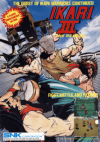 Ikari Warriors III: The Rescue - Cover Art