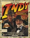 Indiana Jones and the Last Crusade - Cover Art