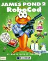 James Pond 2: Codename RoboCod - Cover Art